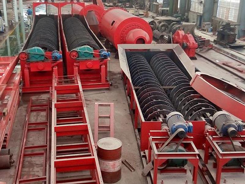 洗砂机供应-山东耐用的螺旋洗沙机哪里有供应