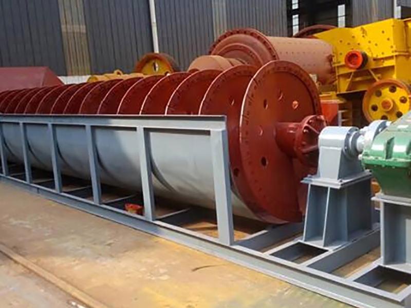 螺旋洗沙机订制-洗砂机生产基地-洗砂机加工厂