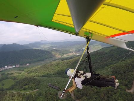 学习东北滑翔伞需要注意什么?