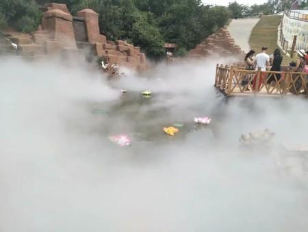 人造雾景观-人造雾厂家-人造雾施工