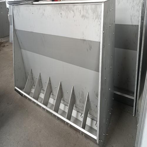 料槽供应商-陕西猪槽生产厂家-河北猪槽设备