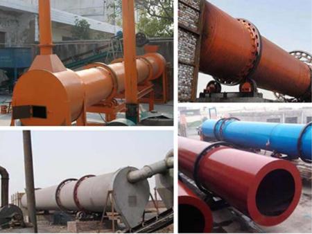 厂家供应烘干设备-污泥黄沙滚筒烘干机-二手滚筒式污泥烘干机