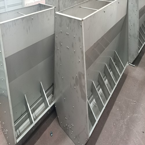 不锈钢猪食槽批发-吉林不锈钢猪食槽订制-吉林不锈钢猪食槽加工
