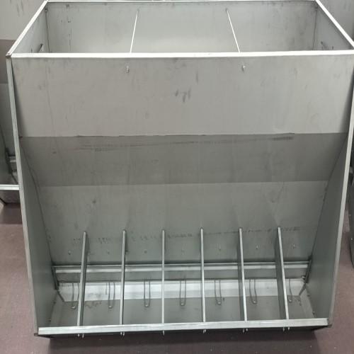 猪料槽订做-内蒙养猪槽批发-内蒙养猪槽设备