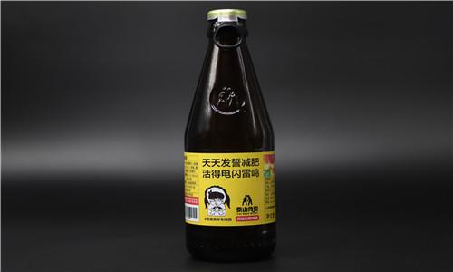 河南西柚小瓶装啤酒|哪里有供应划算的西柚拉格啤酒