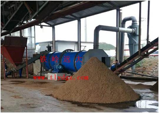 牛糞烘干機 烘干設備專業生產廠家-鐵嶺市遠大干燥設備廠