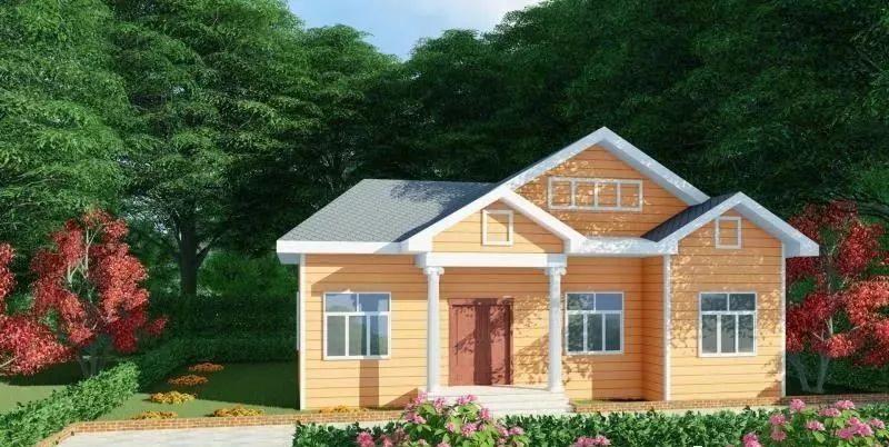 桂平廣西農村自建房-農村三層自建別墅-農村自建別墅裝修