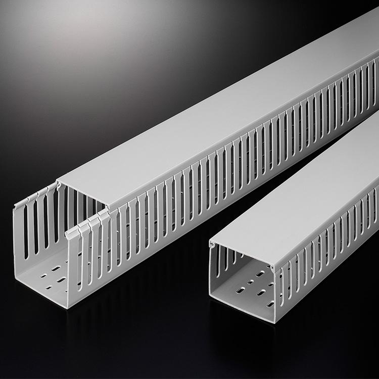 密封式线槽线槽报价-在哪有卖好的KSS绝缘配线槽