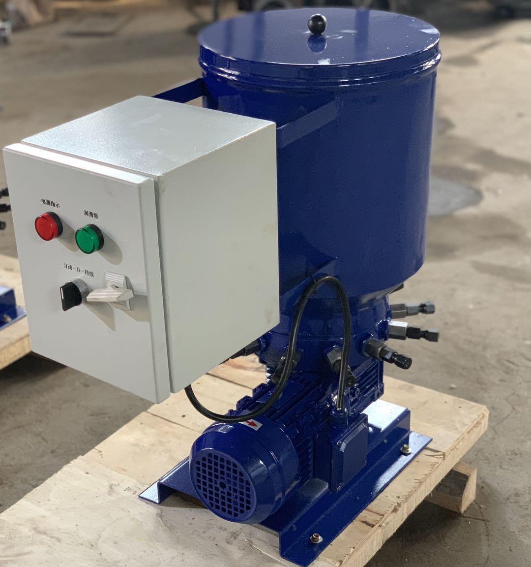 厂家直销优惠供应DDB型多点干油泵,带电控箱