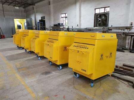 智能医疗废物回收车-智能医疗废物收集车-共享护理床厂家