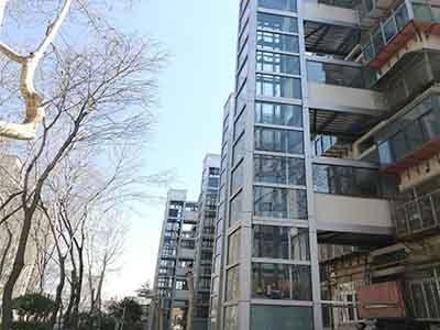 河南老旧小区加装电梯公司,郑州老小区加装电梯价格,旧小区加装电梯施工