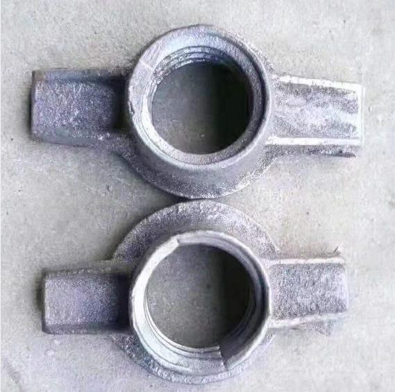 騰軒建筑鋁模輔材頂托母生產廠家