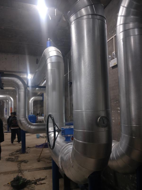 河南老旧小区暖气改造-开封老小区暖气改造工程
