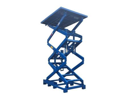 货梯厂家-陕西液压升降货梯-西安液压升降货梯
