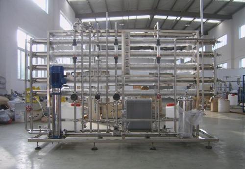 嘉峪关纯净水设备生产厂家-玉树小型废水处理设备