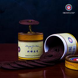 筷子手工-哪里可以買到高質量的薩迦八思巴藏香品牌  盤香