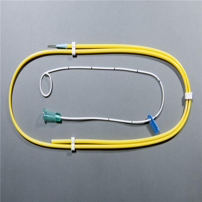 J型猪尾巴管3F-双j型医用导管生产厂家