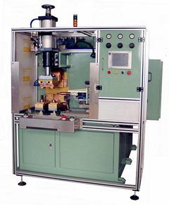 转向器助力油缸焊机