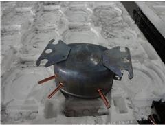 铜管与壳体焊机