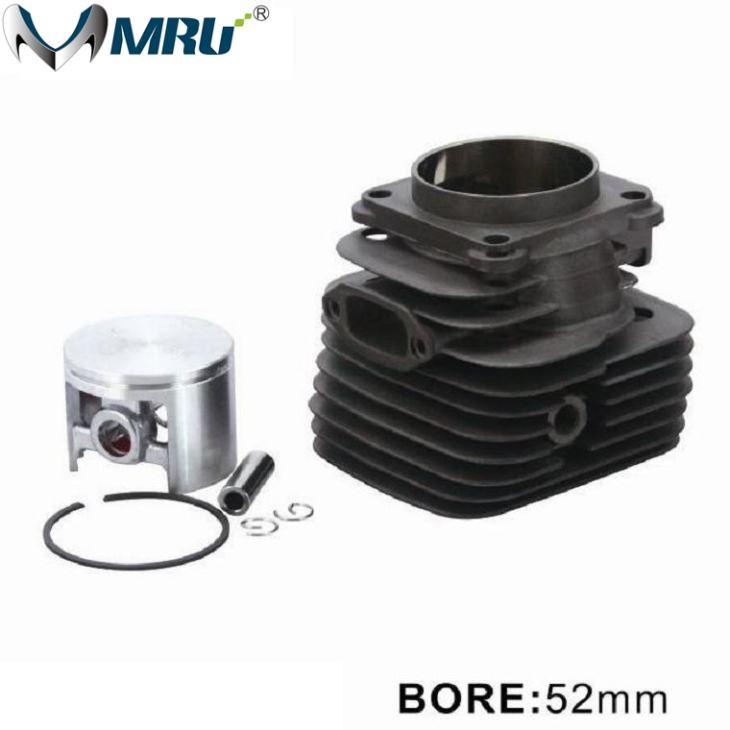 摩托车陶瓷汽缸推荐-浙江马锐动力品质好的H272油锯陶瓷汽缸出售