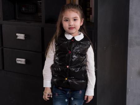 童装羽绒服生产定制