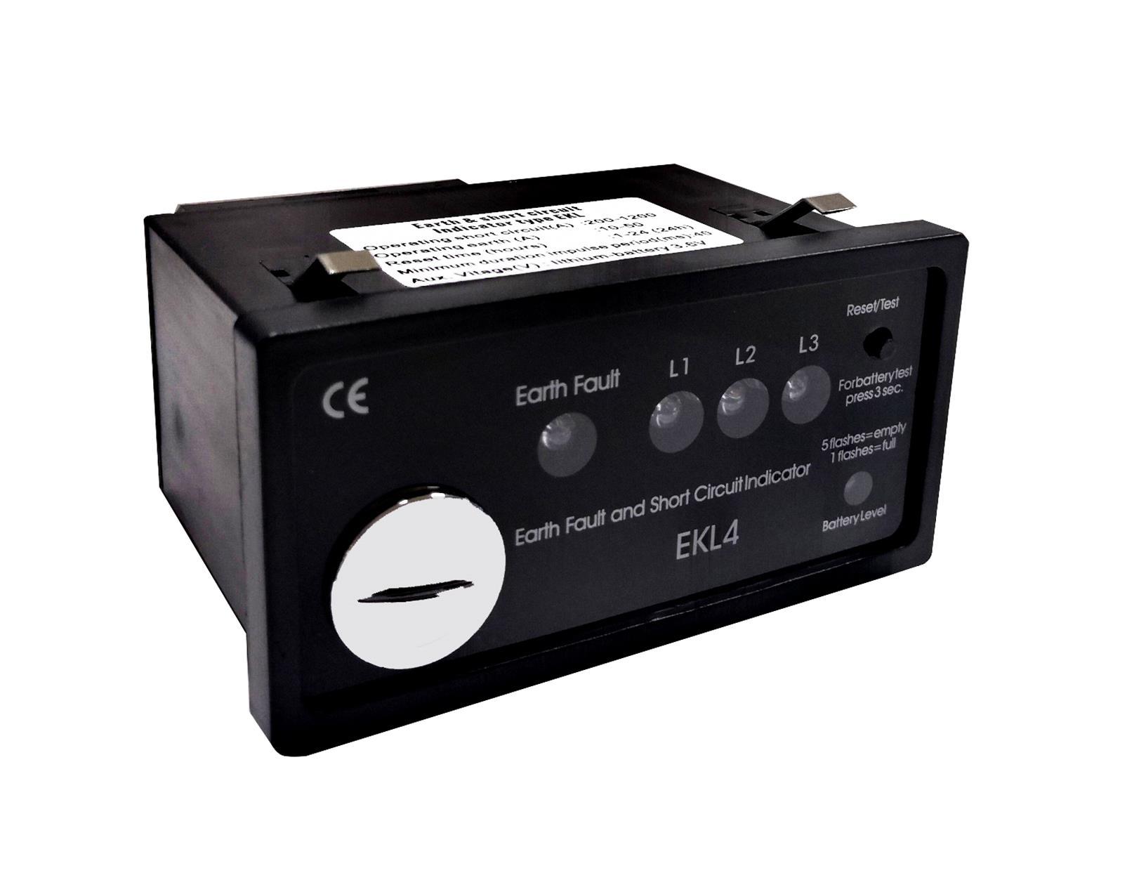 泽州短路传感器-买安全的面板型短路及接地故障指示器,就选珠海斯诺瓦