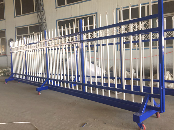 黑龙江锌钢护栏厂家-新式的哈尔滨锌钢护栏供应