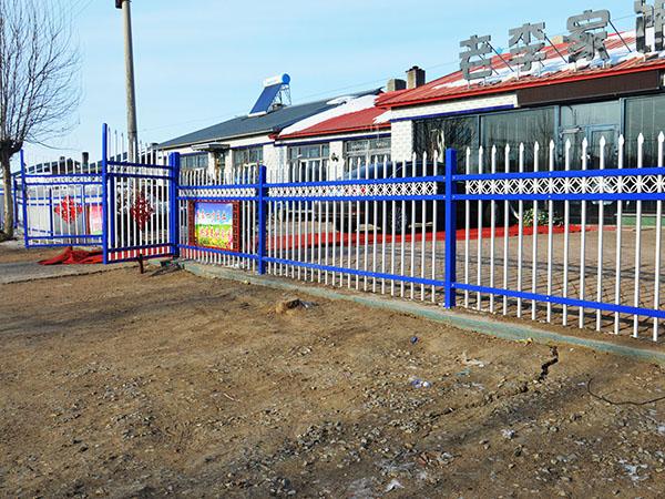 哈爾濱鐵藝圍欄