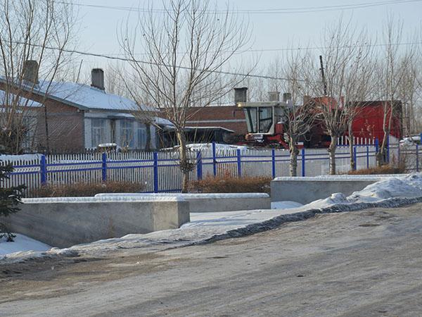 暖氣片廠家-大量出售黑龍江省好的哈爾濱鐵藝圍欄