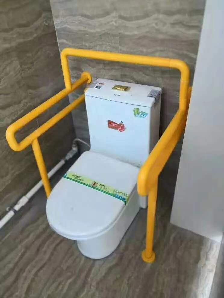 菏澤金良裝飾-無障礙扶手走廊高度-無障礙走廊扶手使用方法
