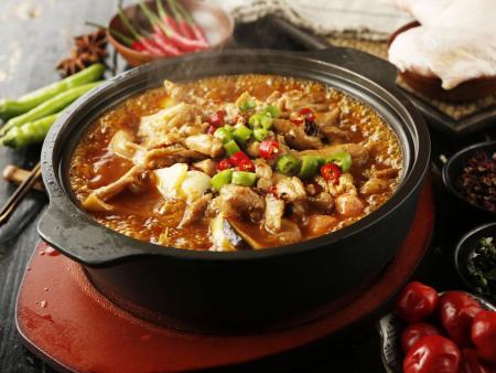 小雞小魚石鍋煲加盟前景好 潛力大 雞西小雞小魚石鍋煲