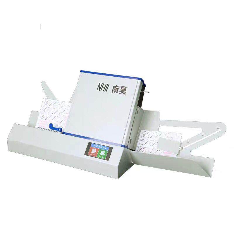 喀什市自动阅卷机流程 答题卡阅卷读卡机使用