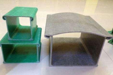 玻璃钢槽盒可定制大量现货