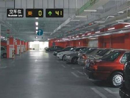 寧夏智能停車系統【安立信提供】停車場智能識別停車系統