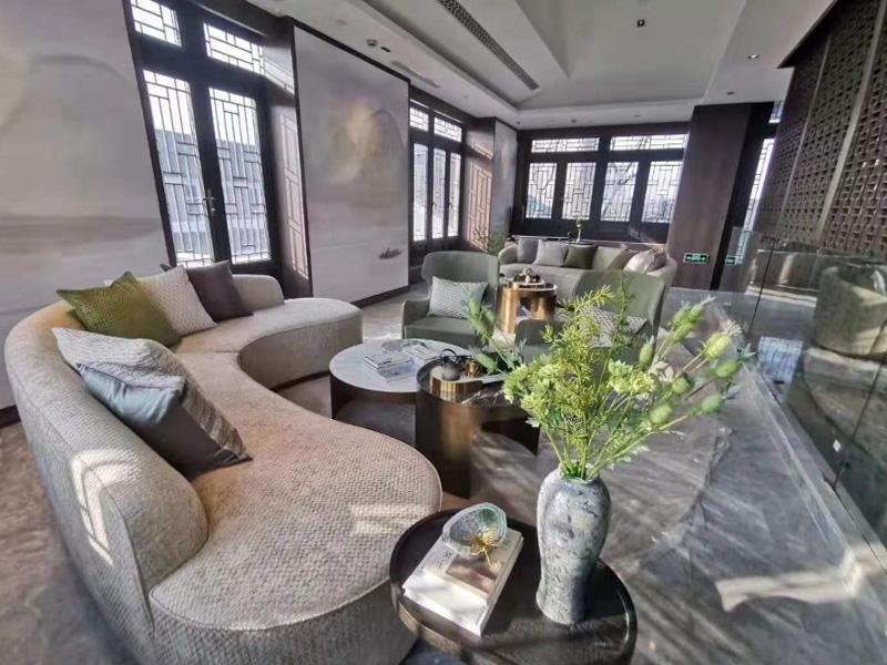 广东售很明显楼处家具-售楼中『心家具的图片-样板间家具�L图片