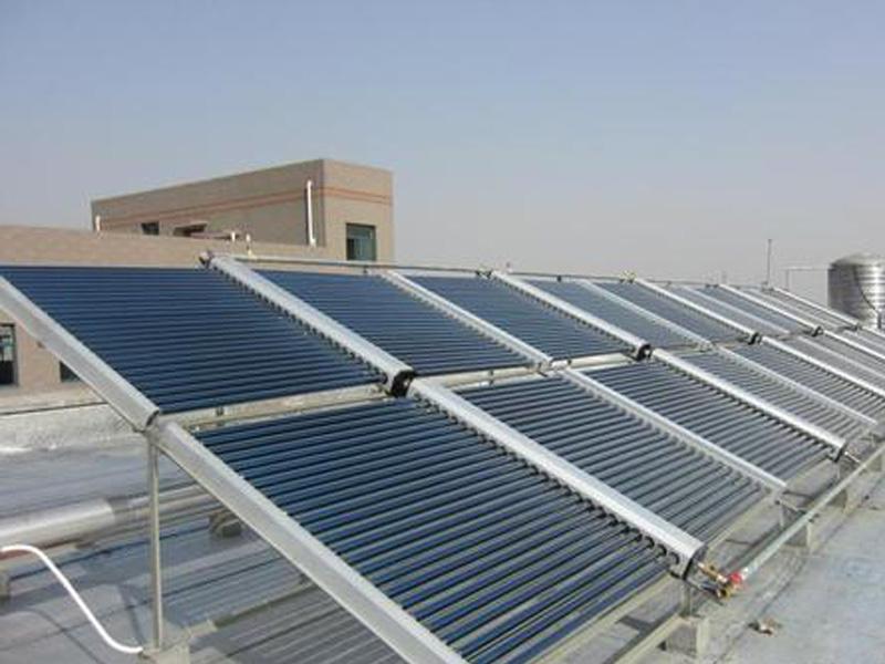 太阳能热水-成都热水工程-成都热水系统