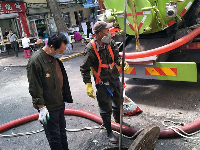 清淤工程公司,佳木斯排水系统检测