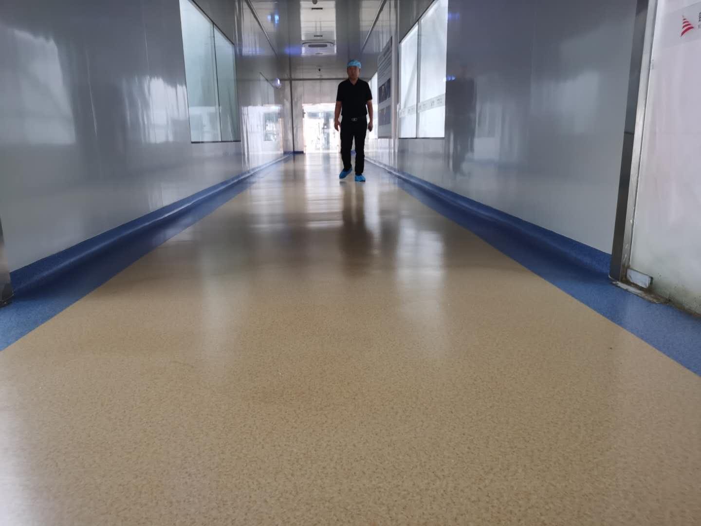 河南医院塑胶地板厂家