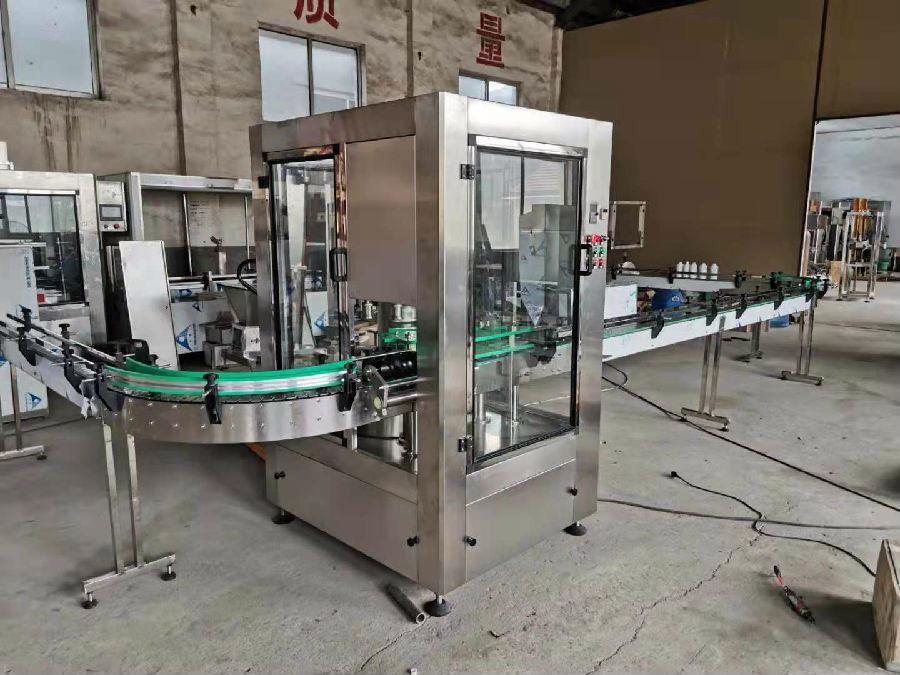 洗衣液灌装机生产厂家|洗衣液灌装机厂家