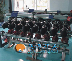 纳米膜-循环冷却水处理设备-电镀厂中水回用设备