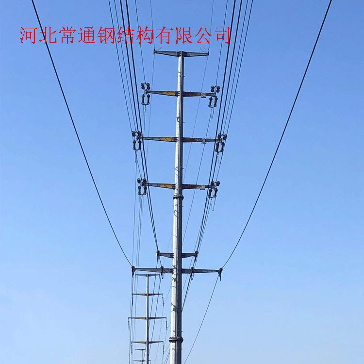 钢杆厂家-划算的电力钢杆衡水哪有供应