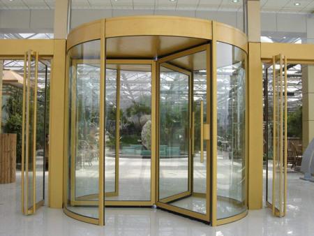仿銅旋轉門價格-銅藝旋轉門批發-銅藝旋轉門公司