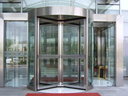 酒店旋转门设计-潍坊地区销量好的旋转门