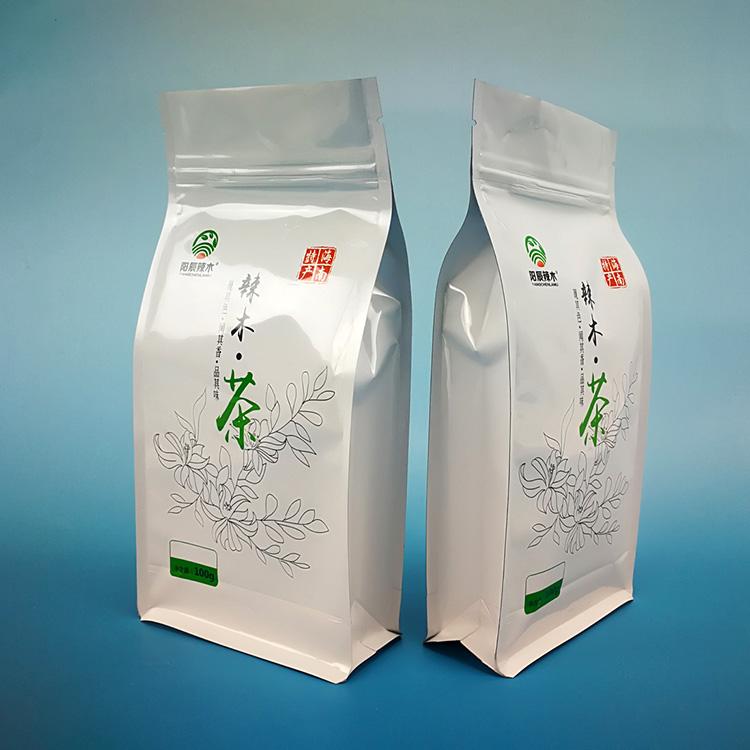 八边封平底食品包装袋厂家定制热线:13112852595