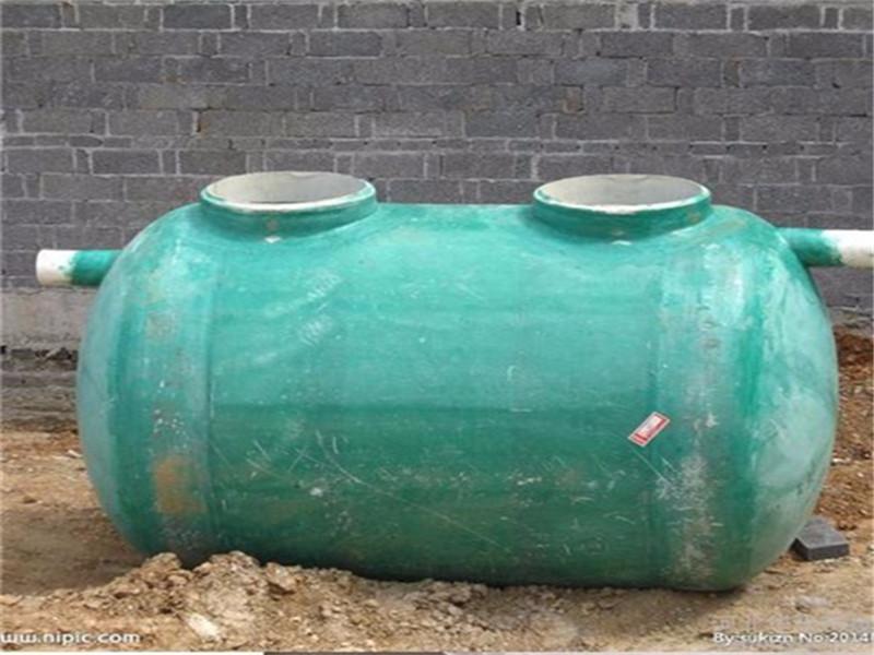 玻璃钢化粪池 新农村厕改化粪池 家用化粪池 恒泽直销