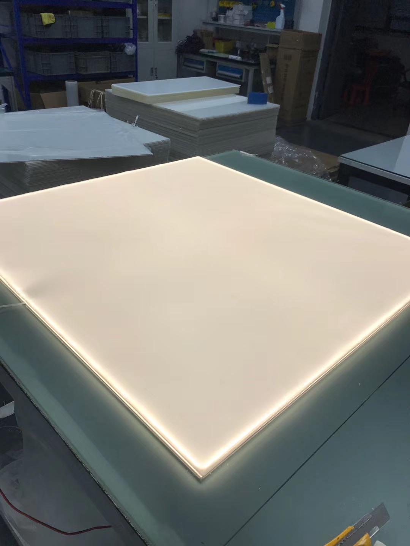 2020年蘇州款超薄超亮LED亞克力發光板導光板指定廠商