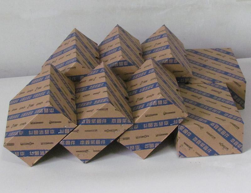 牛皮紙盒價格 河北牛皮箱盒廠商