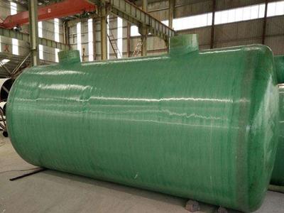 吐鲁番生活污水处理设备厂家-兰州玻璃钢化粪池厂家
