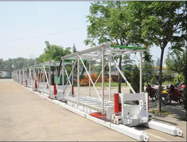 矿用液压移动列车_林州正宝重工装备制造万博体育app平台