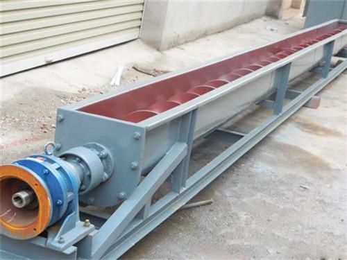 山东LS型螺旋输送机-U型螺旋输送机厂家